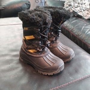 Hi-Tec Boys Insulated Winter Boots